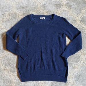 Madewell wool waffle knit sweater
